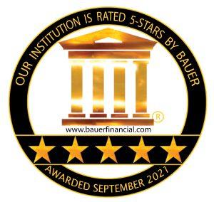 Bauer Financial 5 Star Logo