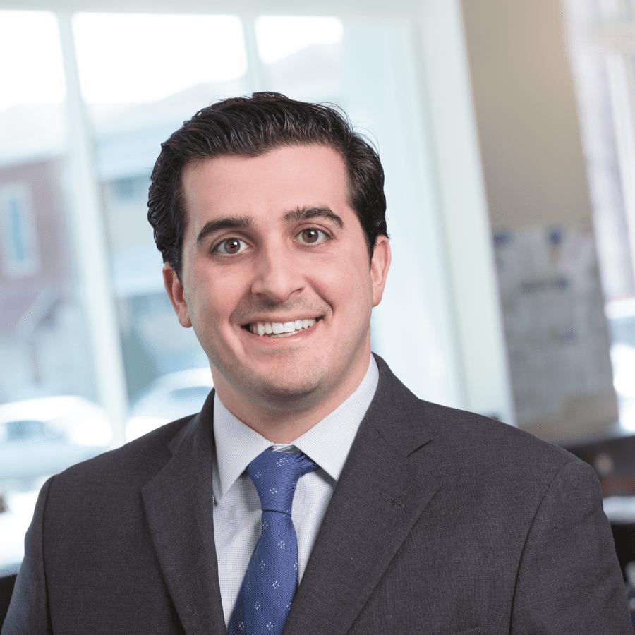 Louis Polychronos - Commercial Lending for Liberty Bank for Savings
