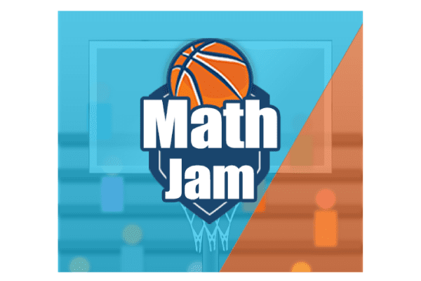 Math Jam Game Graphic