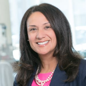 Elsa Rivera, Branch Manager of the Lincolnwood Office